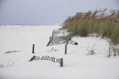 Pensacola Beach. Scenic view of Pensacola Beach Florida Royalty Free Stock Photos