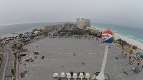 Pensacola plaża Obraz Stock