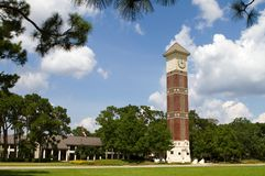 Pensacola State College Royalty Free Stock Image