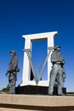 Pensacola WWII Memorial Royalty Free Stock Photo