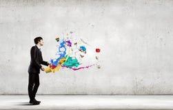 Pensamento creativo Fotografia de Stock