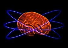 Pensamento do ser humano (sem equações) Fotografia de Stock
