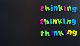 Pensamiento lateral. Fotografía de archivo libre de regalías