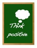 Pense. Fotografia de Stock