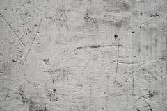 Penseelstreek op een van de cementmuur goede textuur als achtergrond stock foto's