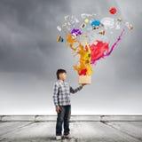 Penser créateur images libres de droits