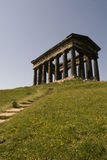 penshaw de monument photo stock