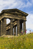 Penshaw Monument Royalty Free Stock Photo
