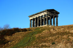 The Penshaw Monument Royalty Free Stock Photos