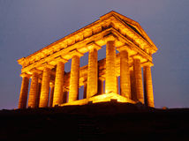 Penshaw monument Stock Images
