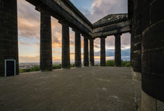 Penshaw Monument Interior Royalty Free Stock Photos