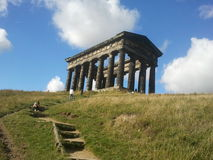 Penshaw Monument Royalty Free Stock Photography