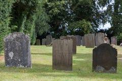 Penshurst kościół cmentarz fotografia royalty free