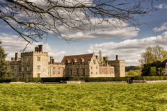 Penshurst Place, Manor House at Kent, Uk