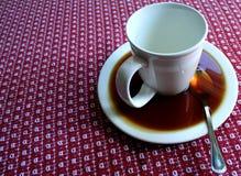 Pensi fuori della tazza Fotografie Stock