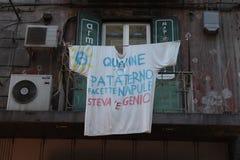 pensieri Neapolitans Immagini Stock Libere da Diritti