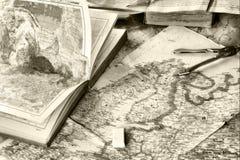 pensil χαρτών στοκ εικόνα