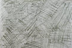 Pensil scribbles background Stock Image