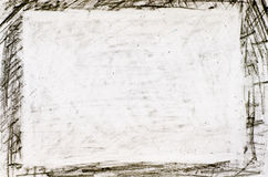 Pensil scribbles background Royalty Free Stock Photography