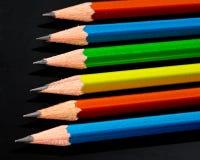 Pensils Stock Photo