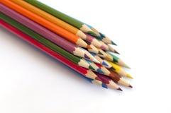 Pensils di colore Immagine Stock