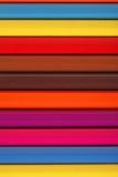 Pensils di colore fotografie stock