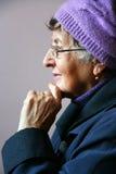 Pensionär Arkivfoton