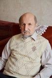 Pensionär Stockbild