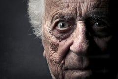 Pensionär Royaltyfri Bild