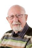 pensionär royaltyfri foto