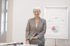 pensionär för affärskonsulent Royaltyfri Foto