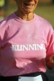 pensionär för slutracelöpare Royaltyfria Foton