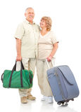 pensionärer Arkivbild