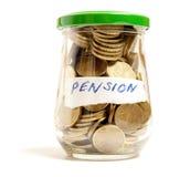 Pension Lizenzfreies Stockfoto
