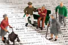 Pension Arkivbilder