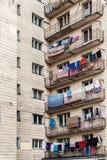 Pension de maison de rapport à Kiev, Ukraine Photo colorée sécher images libres de droits