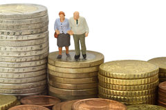 Pension Royalty Free Stock Photography