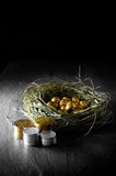 Pension Investments Stock Image