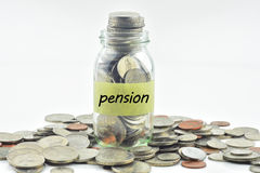 pension Stock Images