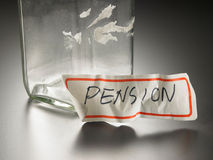 Pension Stock Photos