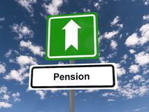 Pension  Royalty Free Stock Images