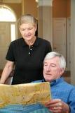 Pensione Fotografia Stock