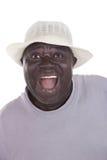 Pensione felice Fotografia Stock