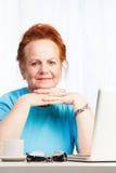 Pensione felice Immagini Stock Libere da Diritti