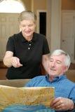 Pensionering Stock Foto