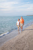 Pensionering in Paradijs Stock Afbeelding