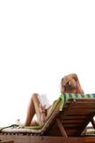 Pensioners Enjoying Holiday Stock Images