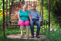 Pensioners Stock Photos