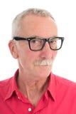 Pensionierter Mann Lizenzfreies Stockbild