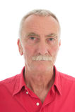 Pensionierter Mann Lizenzfreie Stockfotografie